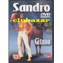 Sandro Dvd Película Gitano De Tv Grama 2008 Chile