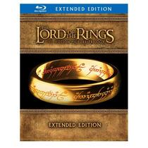 Blu Ray Trilogía El Señor De Los Anillos Nuevo Y Sellado