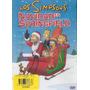 Dvd Original : Los Simpsons Navidad En Springfield Christmas