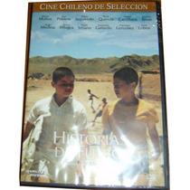 Dvd Historias De Futbol ( Cine Chile) Andres Wood - Escaso