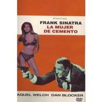 Dvd Original: La Mujer De Cemento- Clasico 1968- Suspenso