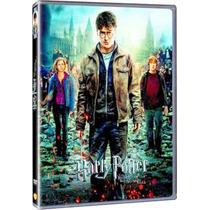 Dvd Harry Potter Y Las Reliquias De La Muerte Parte 2 Oferta