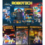 Dvd Original: Robotech Coleccion Completa Editorial Edisur