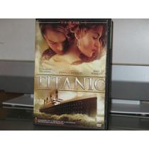 Titanic - Película Dvd Edición Especial 2 Discos - Nuevo