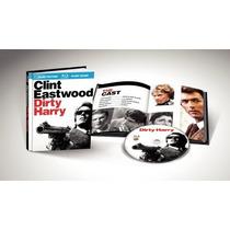 Harry El Sucio - Bluray Con Libro - Clint Eastwood