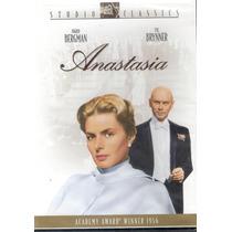Cine Clasico Dvd Anastasia - 1956 Ingrid Bergman Yul Brynner