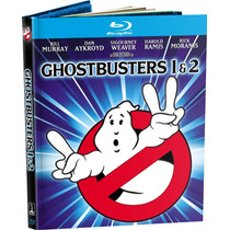 Ghostbuster - Cazafantasmas 1 Y 2 - Bluray 30th Aniversario