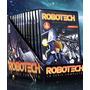 Robotech Dvd Edición Kiosko Economica 3generaciones Original