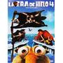 La Era De Hielo 4 Dvd