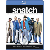 Snatch (blu-ray) Cerdos Y Diamantes