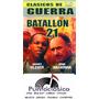 Dvd - Batallón 21 - Gene Hackman