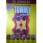 Tommy Opera Rock The Who Dvd Nuevo Original Sellado