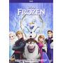 Dvd: Frozen Una Aventura Congelada Edición Americana