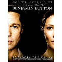 El Curioso Caso De Benjamin Button Blu Ray Dos Discos