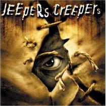 Dvd Original: Jeepers Creepers El Demonio (jeepers 1) Escaso