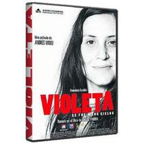 Dvd Original : Violeta Se Fue A Los Cielos - Material Escaso