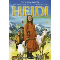 Animeantof: Dvd Heidi De Max Von Sydow - Geraldine Chaplin