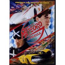 Animeantof: Dvd Meteoro La Pelicula - Original Nuevo