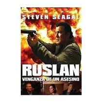 Dvd Ruslan Venganza De Un Asesino - Driven To Kill S. Seagal