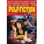 Dvd Original Pulp Fiction Tiempos Violentos Travolta Thurman