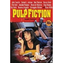 Dvd Original: Pulp Fiction - Tiempos Violentos- Travolta