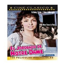 Animeantof: Dvd El Jorobado De Notre Dame 1956 Anthony Quinn