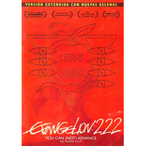 Dvd Original : Evangelion 2.22 You Can (not) Advance - 1disc