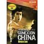 Dvd Original: La Conexión China- Bruce Lee- Artes Marciales