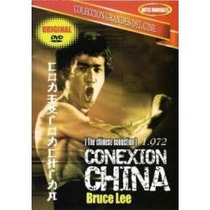 Dvd Original: La Conexión China - Bruce Lee- Artes Marciales