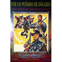 Por Un Puñado De Dólares Dvd Nuevo Original Sellado