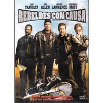 Animeantof: Dvd Rebeldes Con Causa- Comedia- Travolta- Allen
