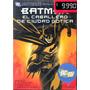 Animeantof: Dvd Batman El Caballero De Ciudad Gotica-animada