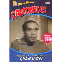 Animeantof: Dvd Cantinflas Gran Hotel - Jacqueline Dalya