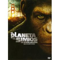 El Planeta De Los Simios (r) Revolución Dvd Nuevo Sellado