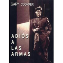 Animeantof: Dvd Adios A Las Armas- Clasico 1931-iphon-lapto