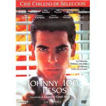 Animeantof: Dvd Cine Chileno: Johnny Cien Pesos- 100 Pesos