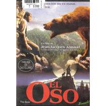 Animeantof: Dvd El Oso - The Bear- De Jean-jacques Annaud