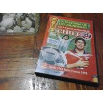 Dvd La Historia De Los Mundiales