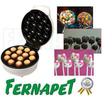 Maquina Cake Pop, En Minutos, Lolli Cake, Ver Video