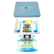 Perfume Set Sex In The City Midnight Estuche Elegant 5 Pieza