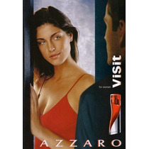 Azzaro Visit (edp) Woman 80 Ml
