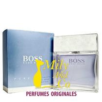 Perfume Hombre Hugo Boss Pure 75 Ml, Oferta Mejorada,