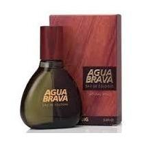Perfume Puig Agua Brava 100 Ml Edt-tambien En 350 Y 500 Ml