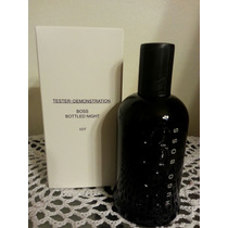Boss Bottled Night - 100 Ml - Tester - 100% Original