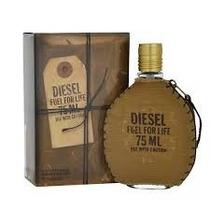 Diesel Fuel For Life Pour Homme 75 Ml Edt Oferta