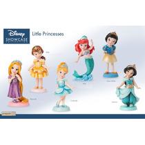 Disney Showcase Collection Princesas Set 6 Figuras Nuevas