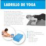 Ladrillo Yoga Cubo Goma Eva Bloque Fitness