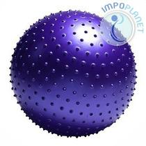Pelota Balon Pilates Massage Erizo 85cm Yoga Rehabilitación