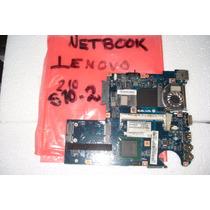 Placa Madre Netbook Lenovo S10-2 Y Accesorios