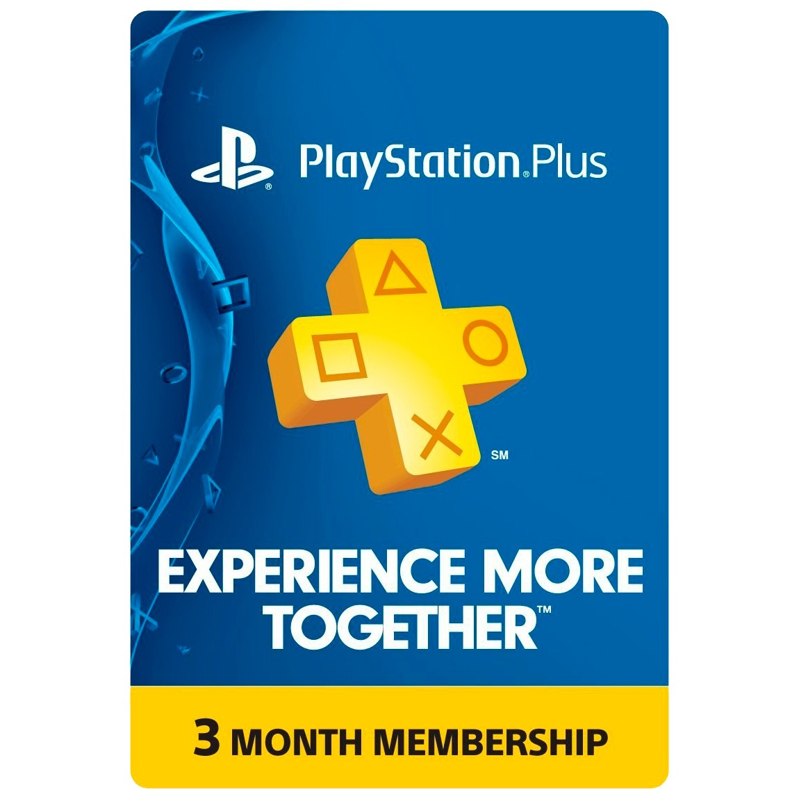 Playstation plus 3 meses ps3 ps4 psvita en mercadolibre - Psn plus 3 meses ...